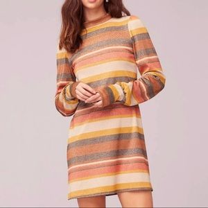 Band of Gypsies Dazed And Confused Stripe Dress